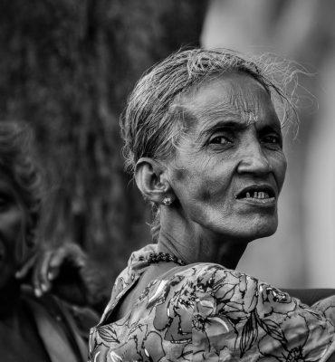 Fattigdom kvinde - Norea