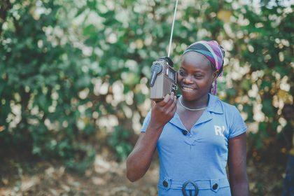Lytter fra Afrika